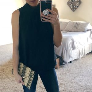NWT Free People Side Cut Out Tank Sz Med
